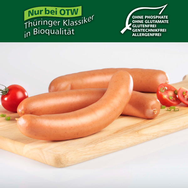 BIO - Bockwurst